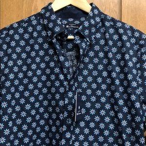 NWT Ben Sherman Button Down Shirt
